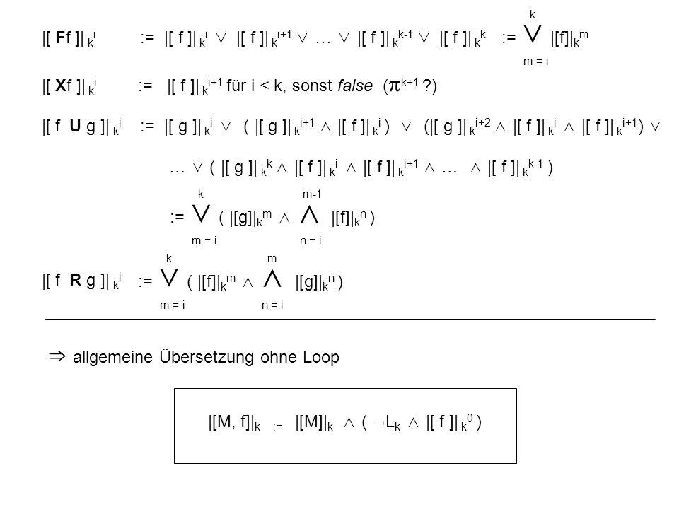 |[M, f]|k := |[M]|k ∧ ( ¬Lk ∧ |[ f ]| k0 )